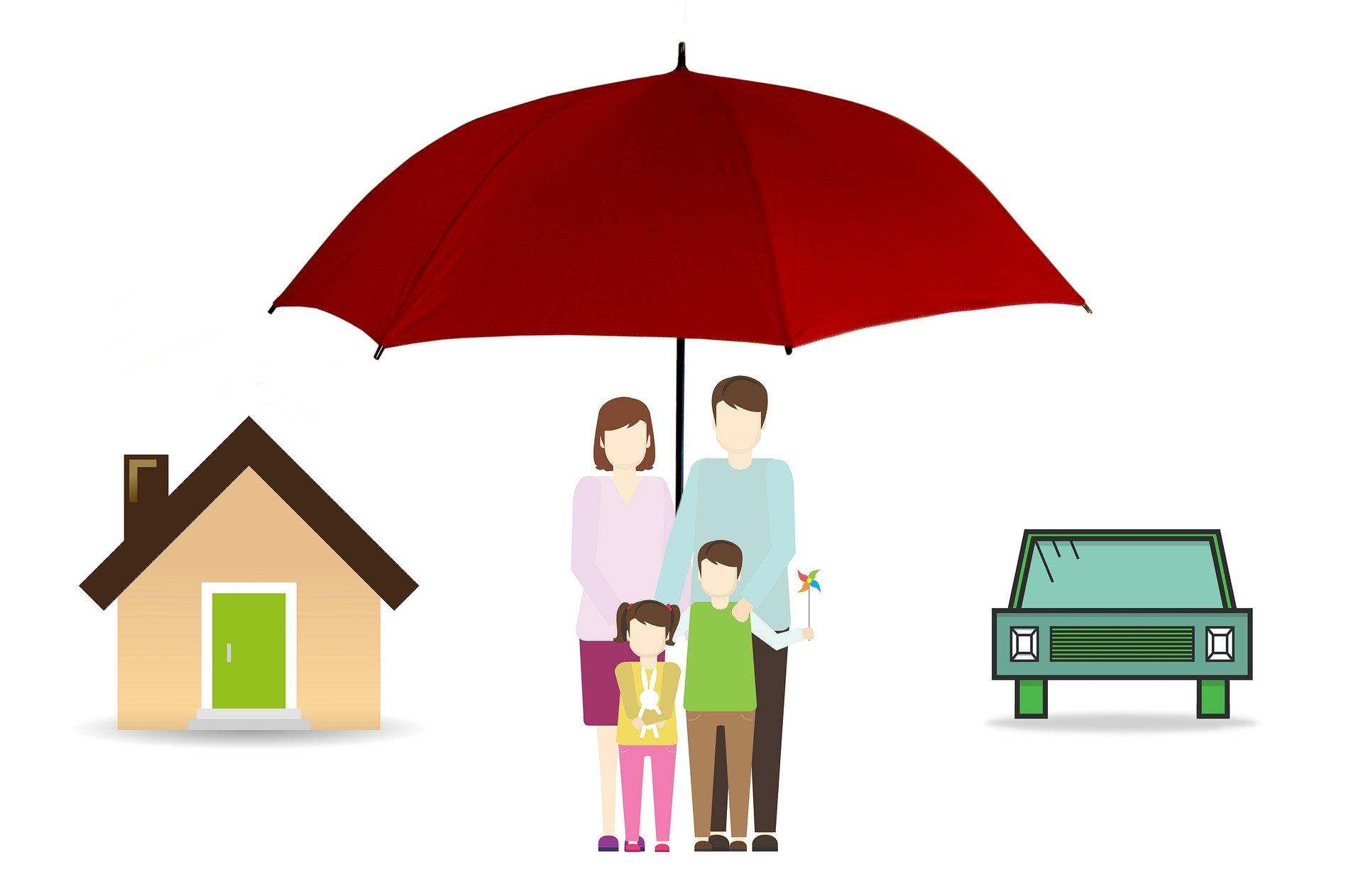 生命保険と損害保険における被保険者の違い